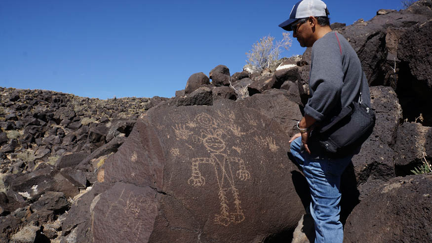 Petroglyph National Monument New Mexico
